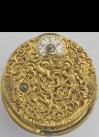 Amsterdam pocket watch, signed: 'A. Vermeulen, Amsterdam, nr 275'.