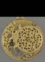 The Hague pocket watch, signed: 'A.B. Hoevenaer, Haege' (den Haag)