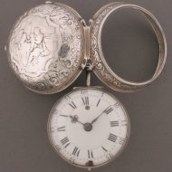 Dutch pocket watch, 'Jacobus Viet, Rotterdam'.