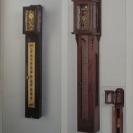 Japanese clocks (Wadokei Zuroku).