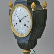 Antique french clock, 'á Paris', ca. 1812